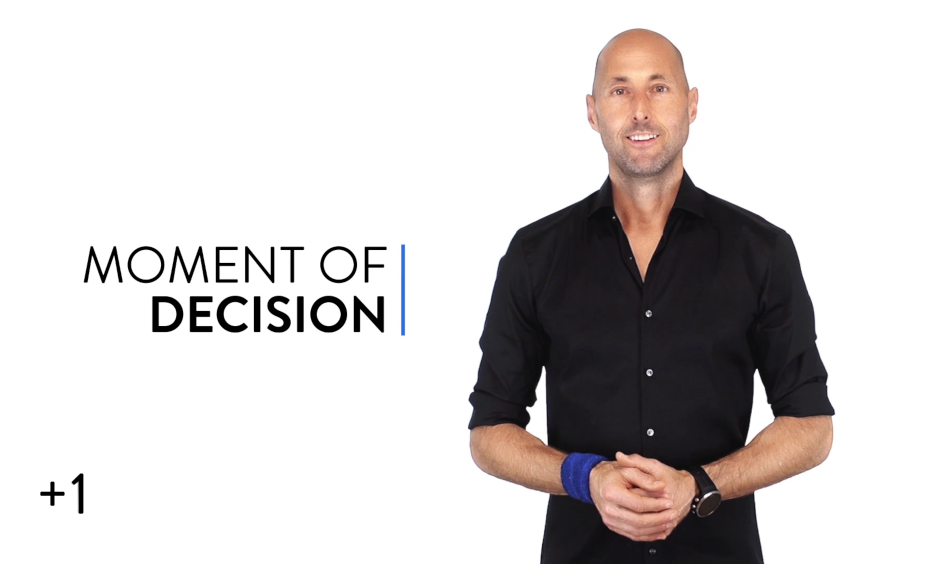 The Moment of Decision