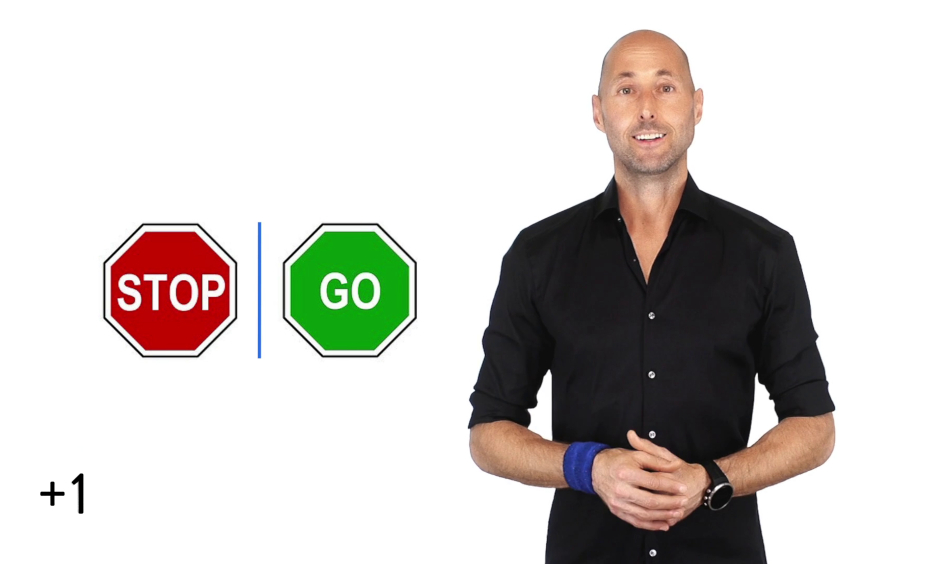 Fear: Stop or Go?