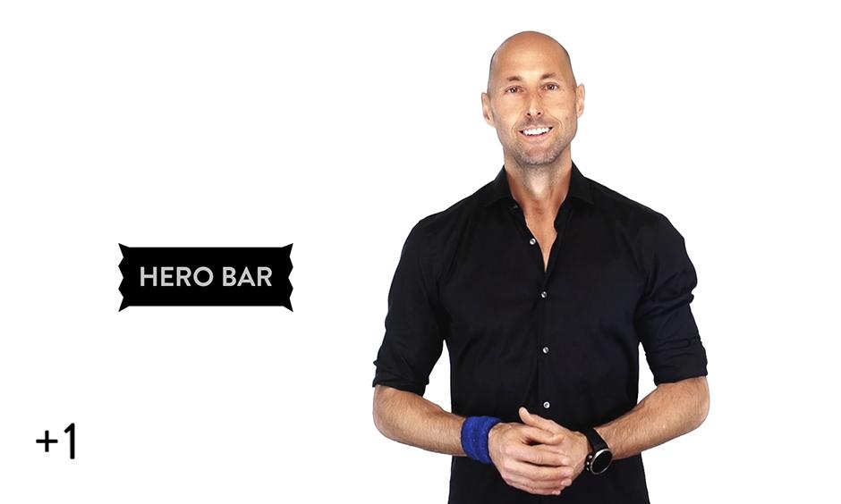 Hero Bars