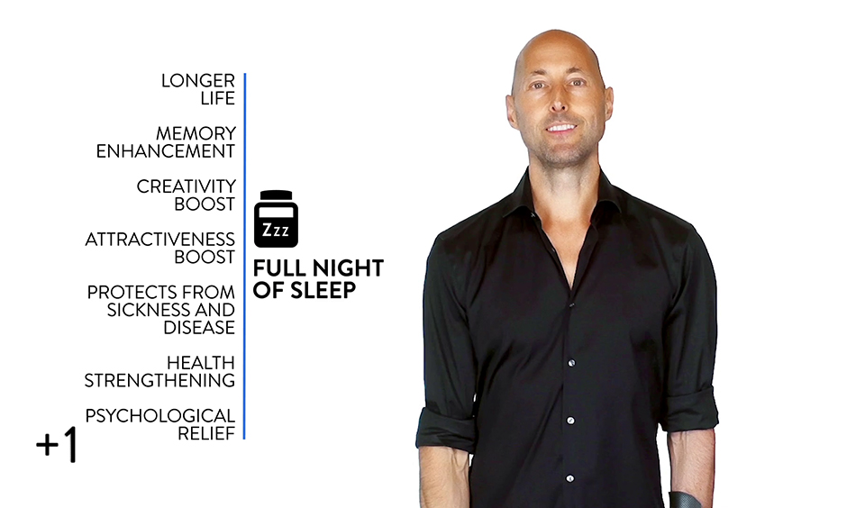 Sleep: The Miracle Drug!