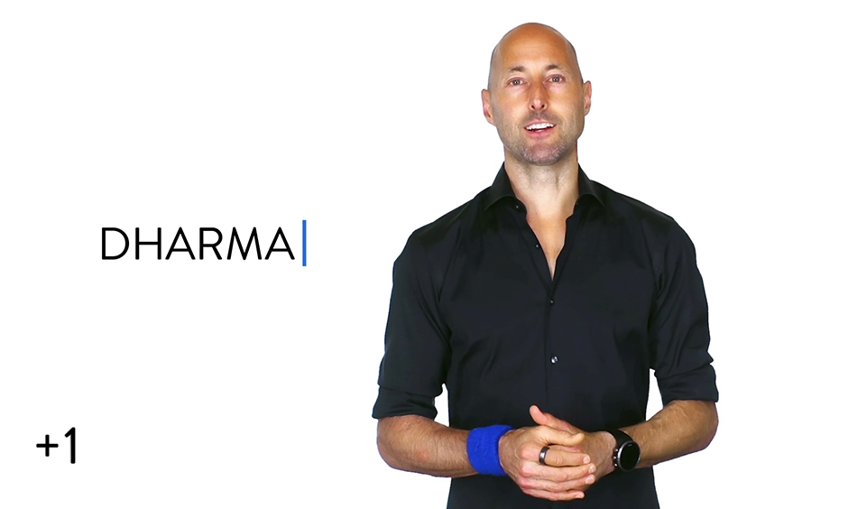 Your Idiosyncratic Dharma