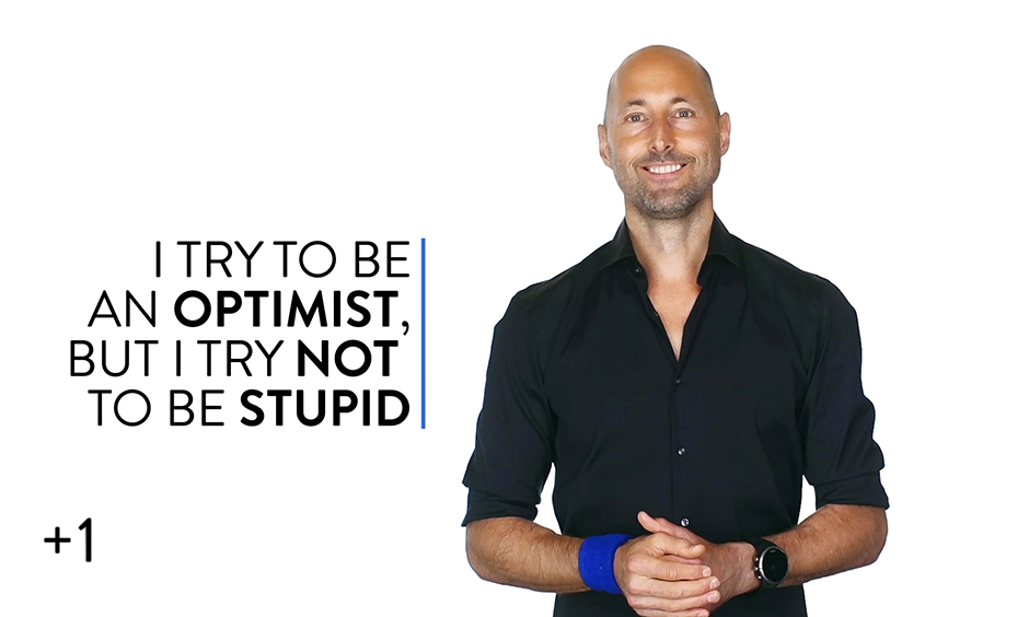 Let's Try to Be Optimists