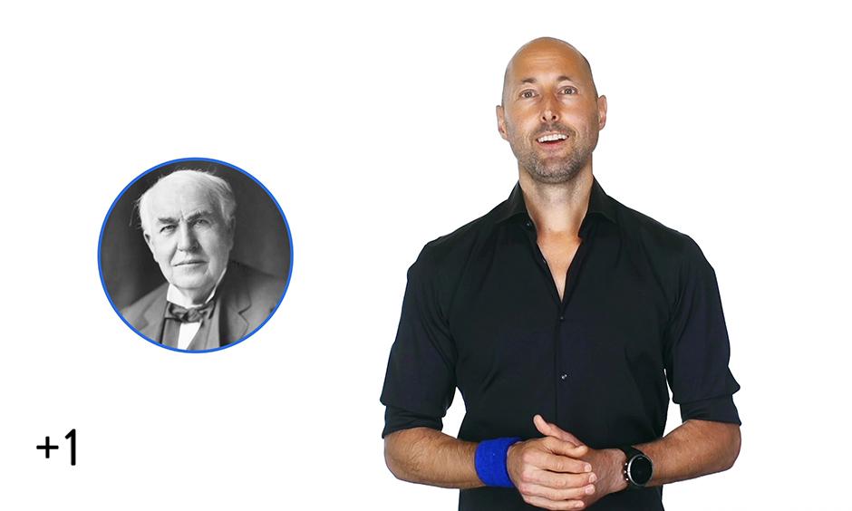 Edison on Failures