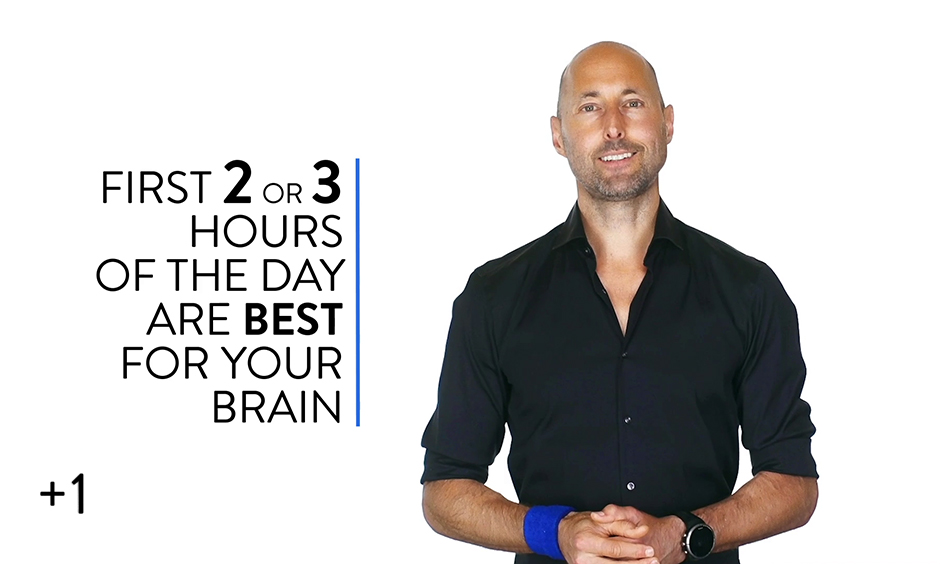 Best Hours for Your Brain
