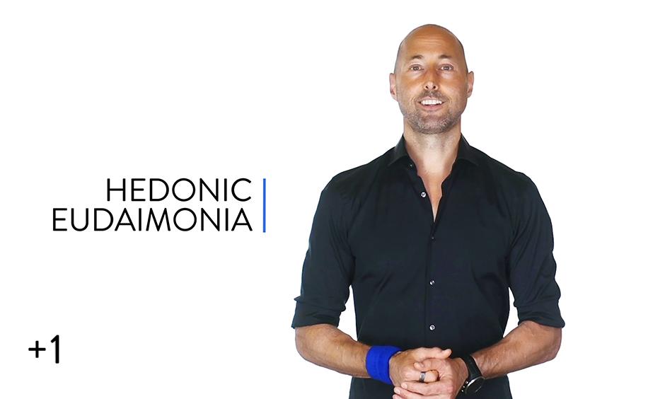 Hedonic Eudaimonia