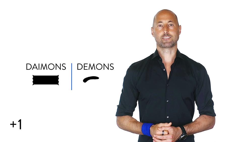 Demons vs. Daimons