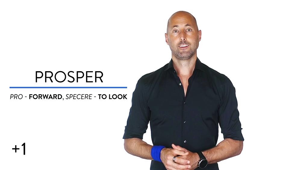 Prosper + Prospectus